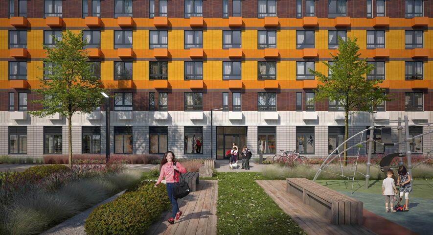 Жилой комплекс «Жулебино парк» изображение 0