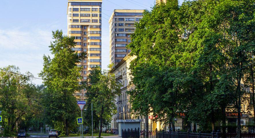ЖК на ул. 10-я Парковая изображение 3