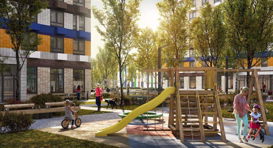Жилой комплекс «Жулебино парк» изображение 6