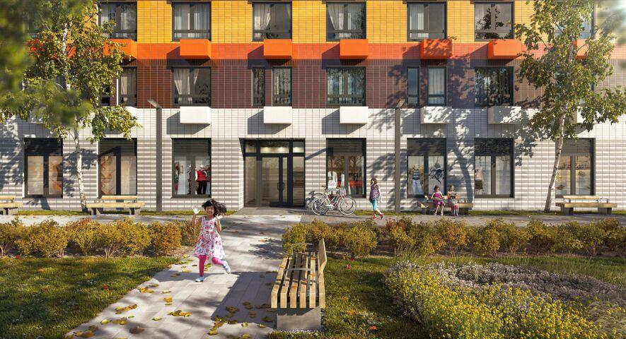 Жилой комплекс «Жулебино парк» изображение 7