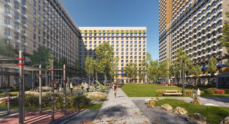 Жилой комплекс «Жулебино парк» изображение 9