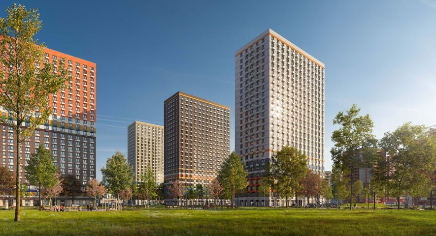 Жилой комплекс «Жулебино парк» изображение 12
