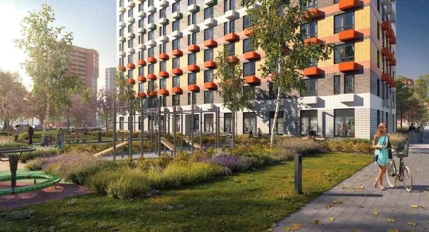 Жилой комплекс «Жулебино парк» изображение 13