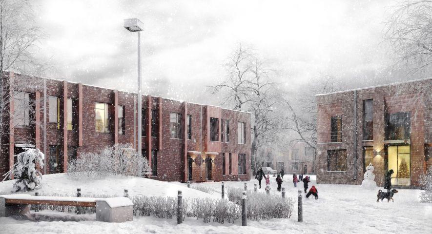 Поселок таунхаусов «Немецкая деревня» изображение 3