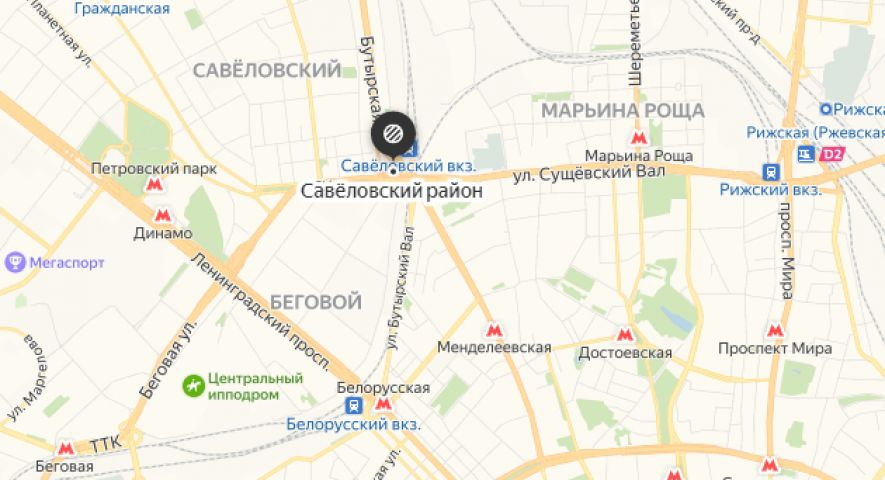 ЖК «Талисман на Савеловской» изображение 1