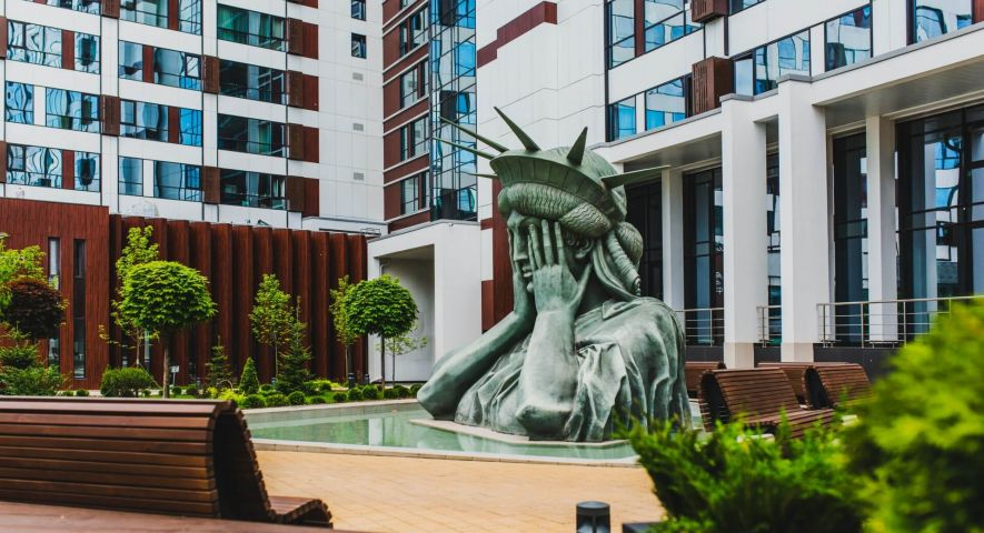 ЖК TriBeCa Apartments (Трайбека Апартментс) изображение 2