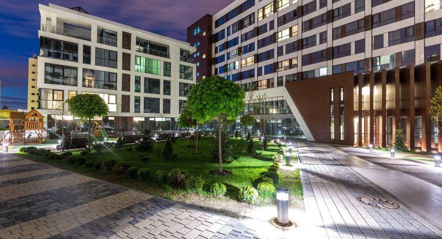 ЖК TriBeCa Apartments (Трайбека Апартментс) изображение 3
