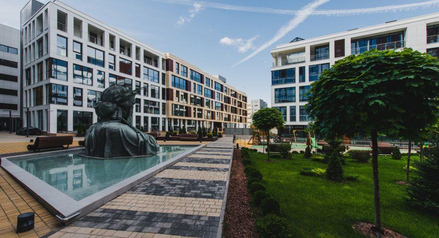 ЖК TriBeCa Apartments (Трайбека Апартментс) изображение 4