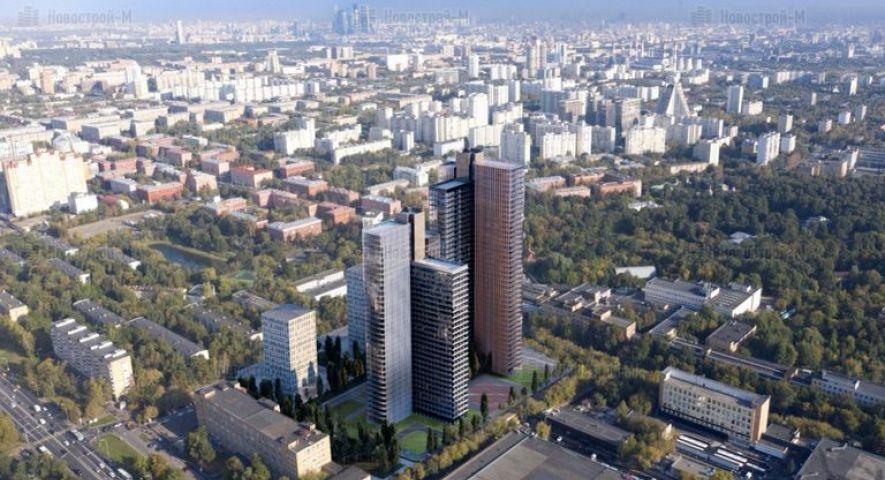 ЖК «Кржижановского, 31» изображение 0