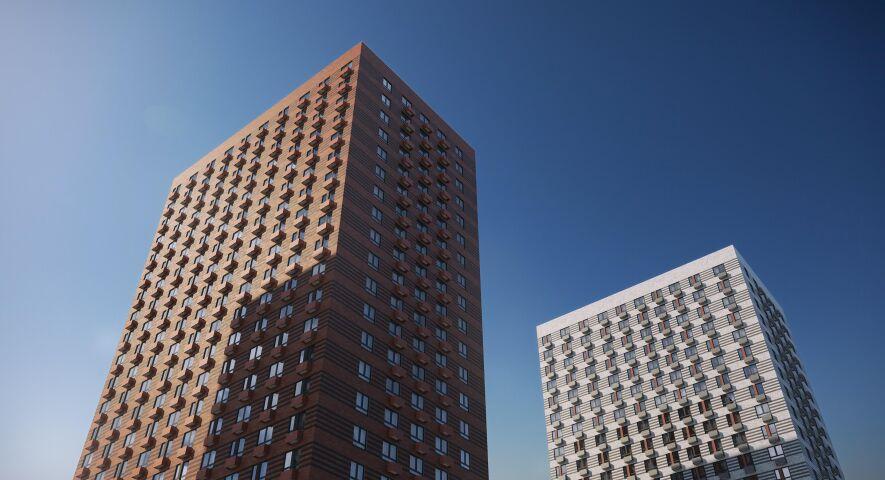 Жилой комплекс «Молодогвардейская 36» изображение 0