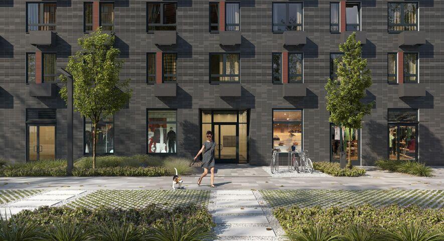 Жилой комплекс «Молодогвардейская 36» изображение 1