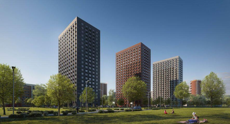 Жилой комплекс «Молодогвардейская 36» изображение 2