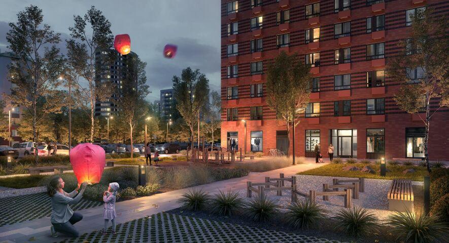 Жилой комплекс «Молодогвардейская 36» изображение 3