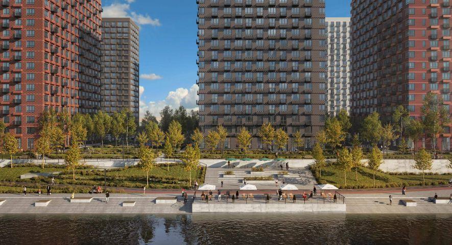 Жилой комплекс «Западный порт» изображение 8