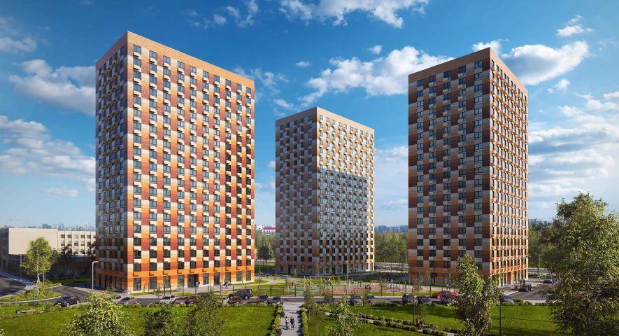 Жилой комплекс «Большая Академическая 85» изображение 0