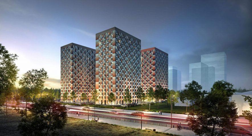 Жилой комплекс «Большая Академическая 85» изображение 1