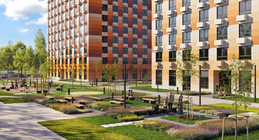 Жилой комплекс «Большая Академическая 85» изображение 4