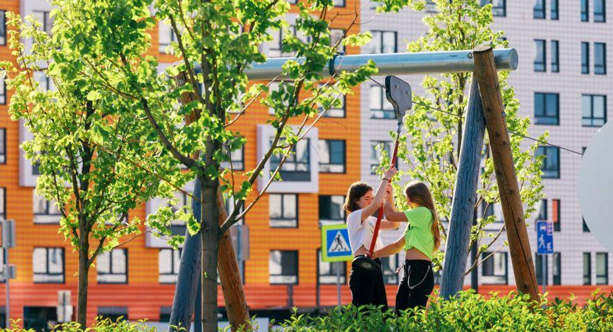 Жилой район «Саларьево парк» изображение 0