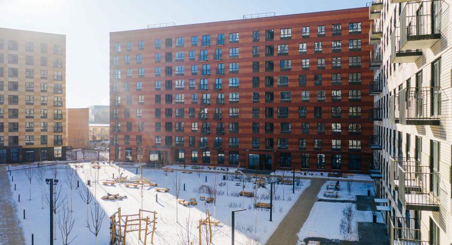 Жилой комплекс «Лефортово парк» изображение 0