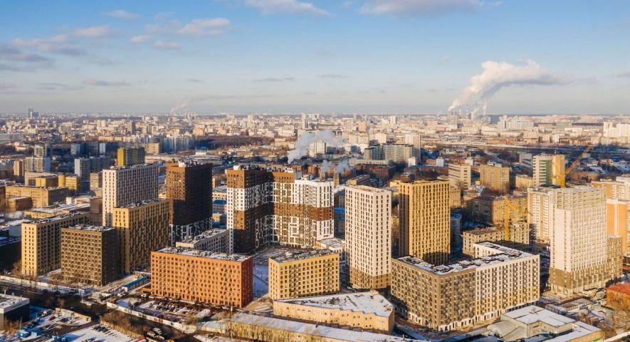 Жилой комплекс «Лефортово парк» изображение 7