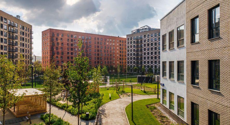 Жилой комплекс «Лефортово парк» изображение 8