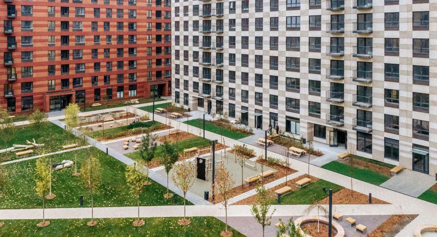 Жилой комплекс «Лефортово парк» изображение 12