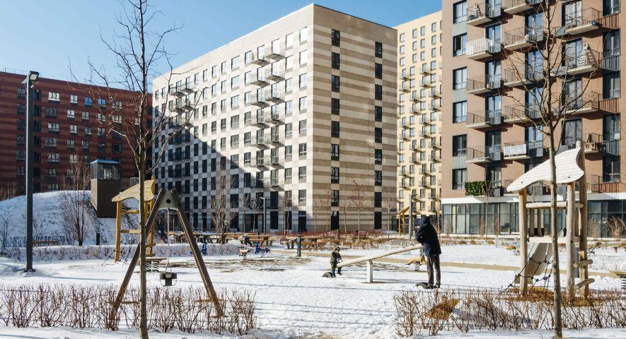 Жилой комплекс «Лефортово парк» изображение 18