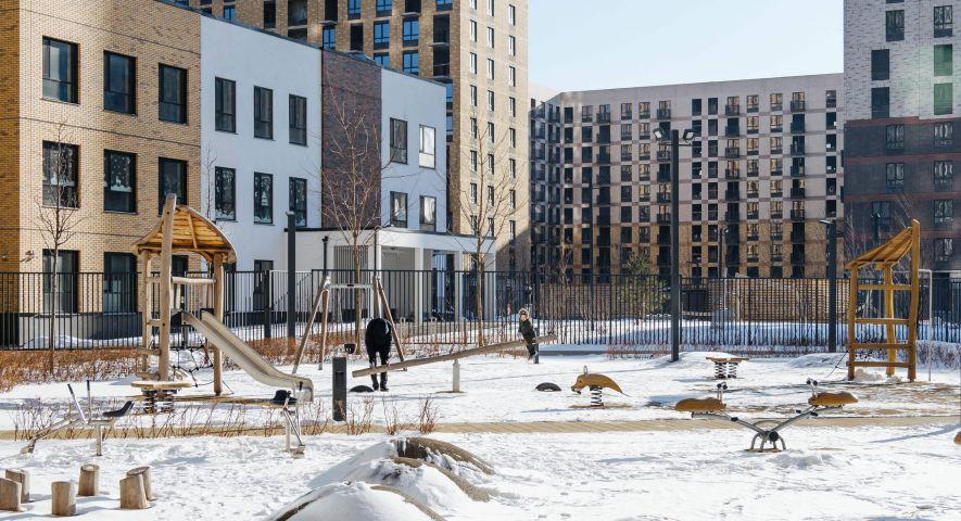 Жилой комплекс «Лефортово парк» изображение 19