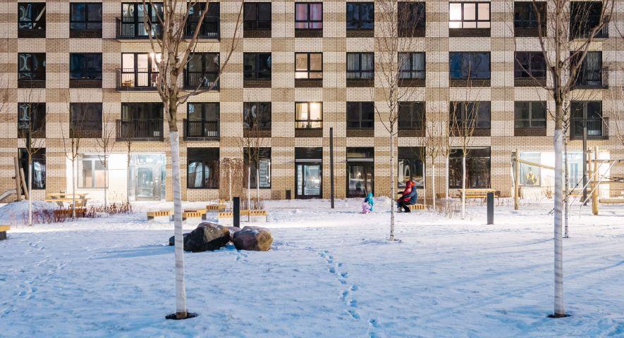 Жилой комплекс «Лефортово парк» изображение 21