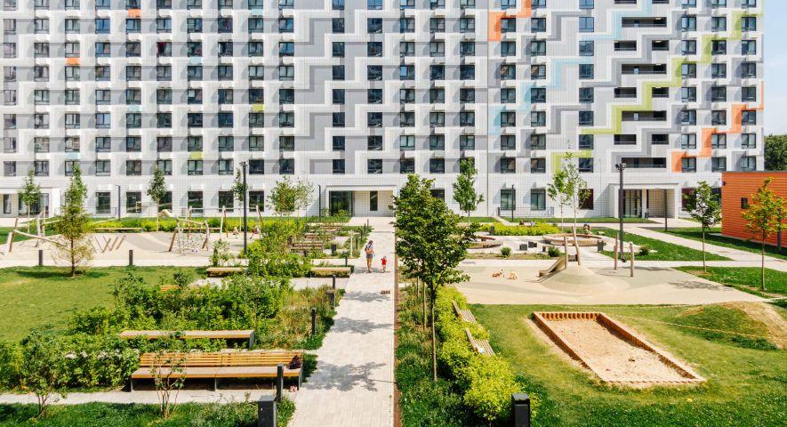 Жилой комплекс «Римского-Корсакова 11» изображение 18