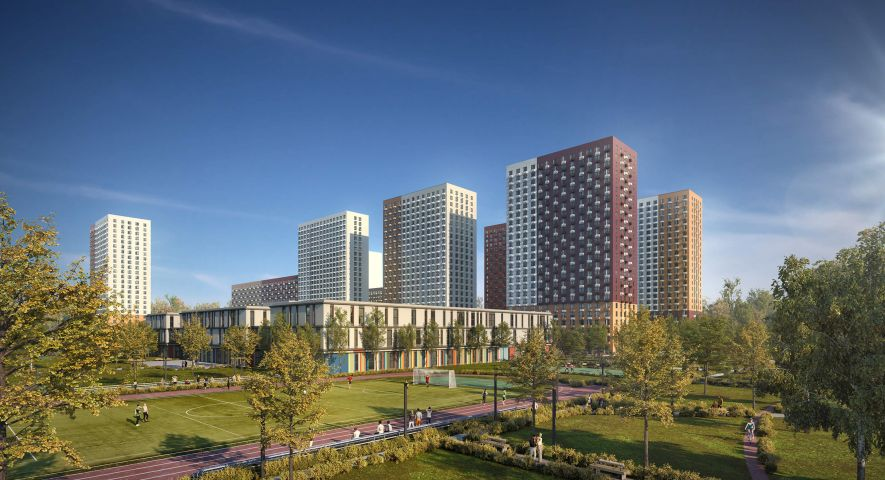 Жилой комплекс «Люберцы парк» изображение 3