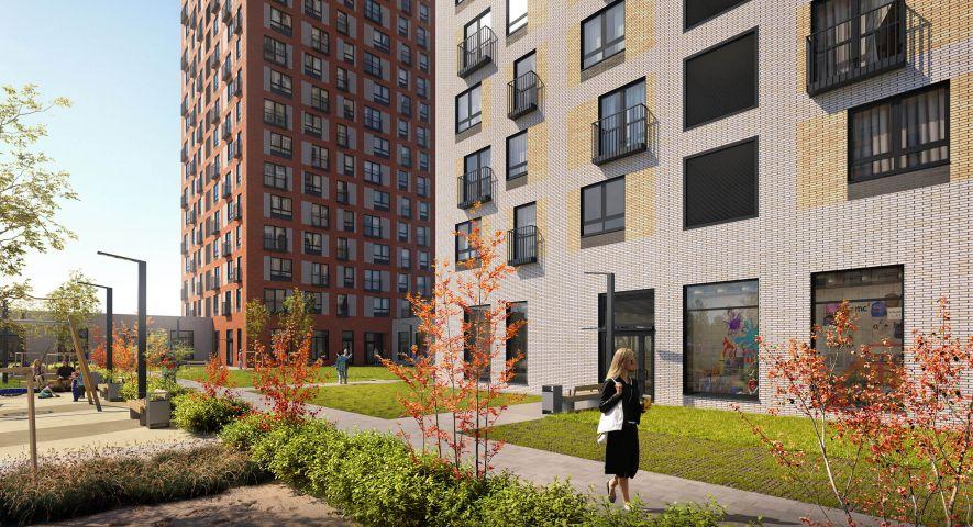 Жилой комплекс «Красноказарменная 15» изображение 1