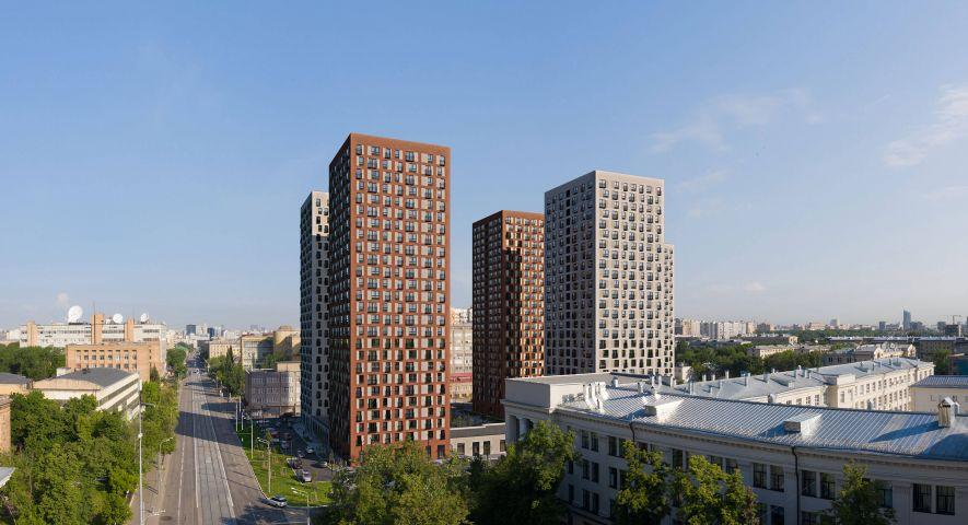Жилой комплекс «Красноказарменная 15» изображение 4