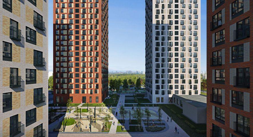 Жилой комплекс «Красноказарменная 15» изображение 6