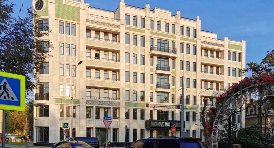 ЖК «Дом на Покровском бульваре» изображение 4