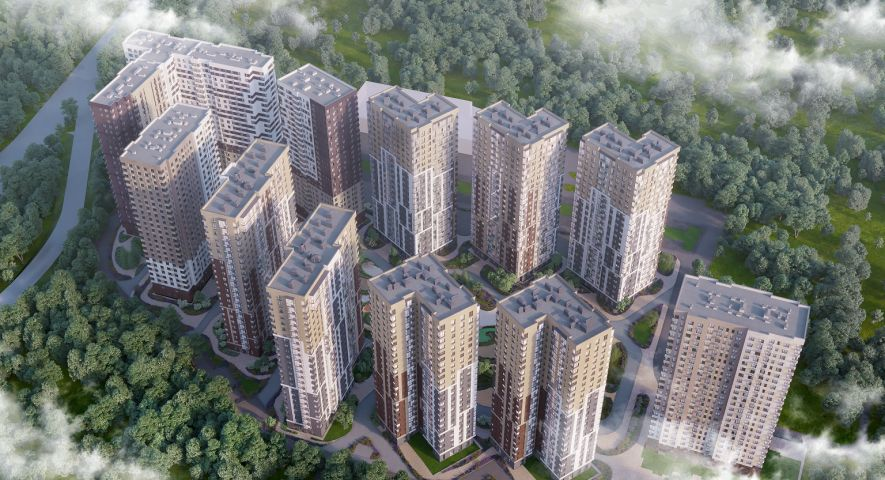 ЖК «Одинград. Семейный квартал» изображение 7