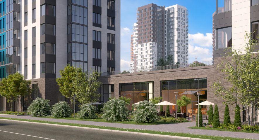 ЖК «Одинград. Кварталы «Лесной» и «Центральный»» изображение 1