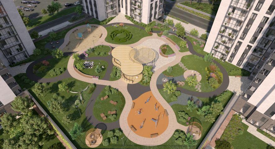 ЖК «Одинград. Кварталы «Лесной» и «Центральный»» изображение 2
