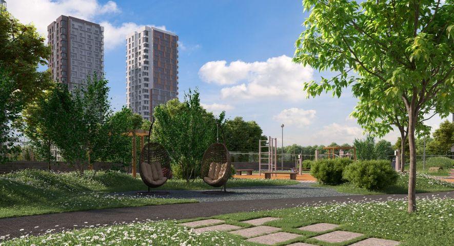 ЖК «Одинград. Кварталы «Лесной» и «Центральный»» изображение 4