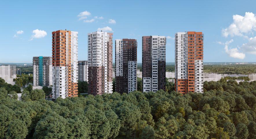 ЖК «Одинград. Кварталы «Лесной» и «Центральный»» изображение 7
