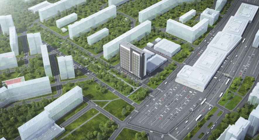Комплекс апартаментов «Дом 128» изображение 9