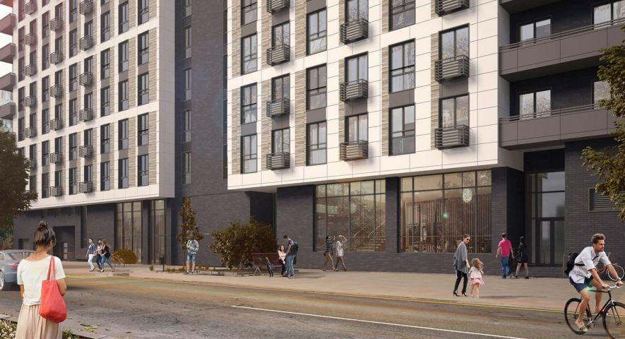 Комплекс апартаментов «Дом 128» изображение 10