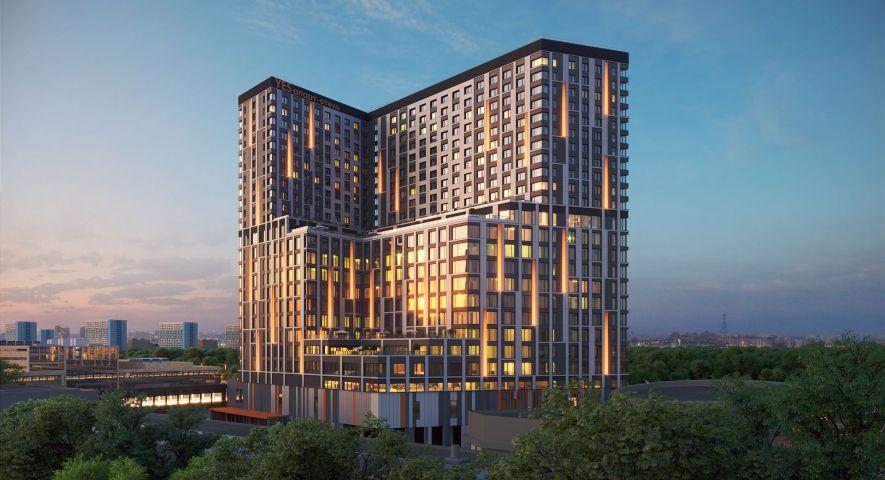 Апарт-отель YE`S (Технопарк) изображение 0