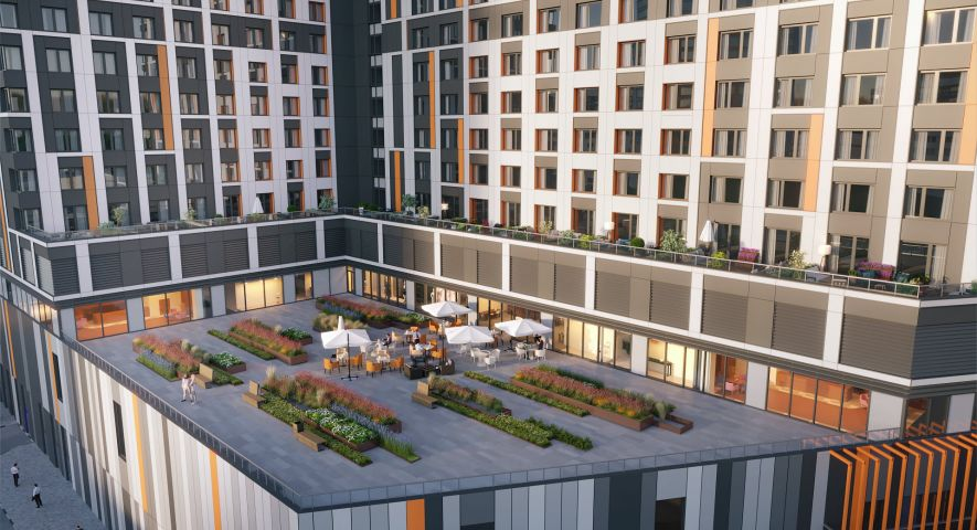 Апарт-отель YE`S (Технопарк) изображение 1