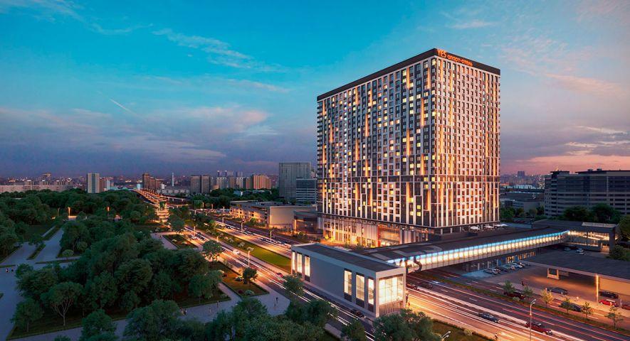 Апарт-отель YE`S (Технопарк) изображение 4