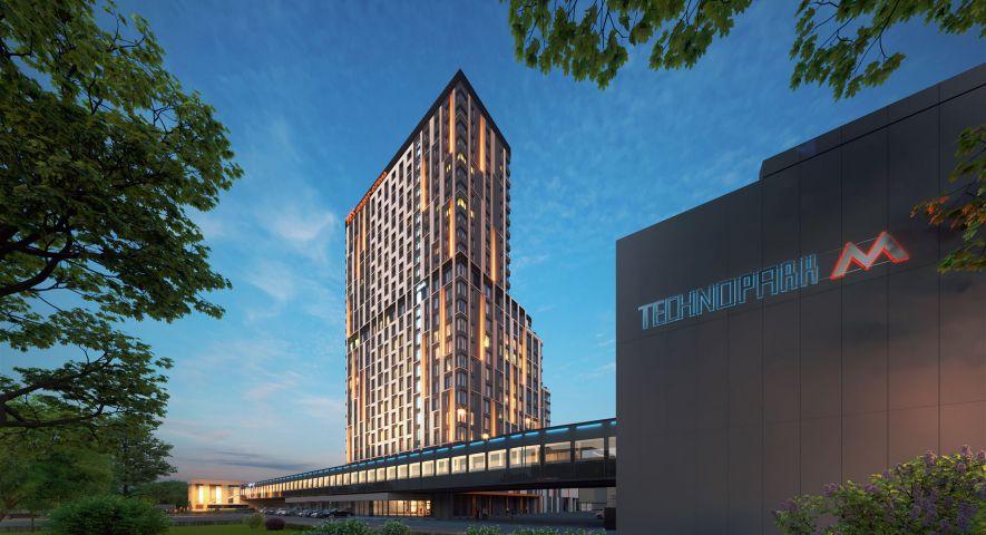 Апарт-отель YE`S (Технопарк) изображение 6