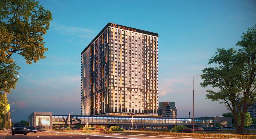 Апарт-отель YE`S (Технопарк) изображение 7