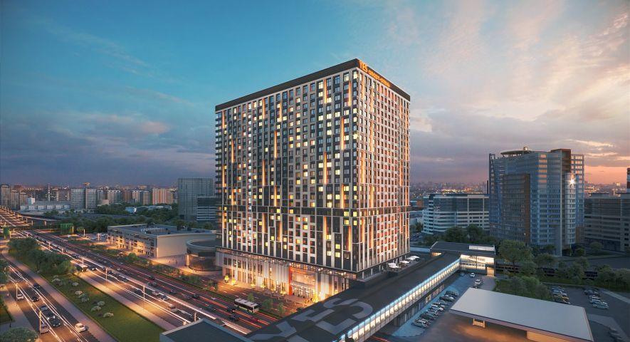Апарт-отель YE`S (Технопарк) изображение 8