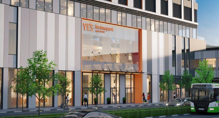 Апарт-отель YE`S (Технопарк) изображение 9