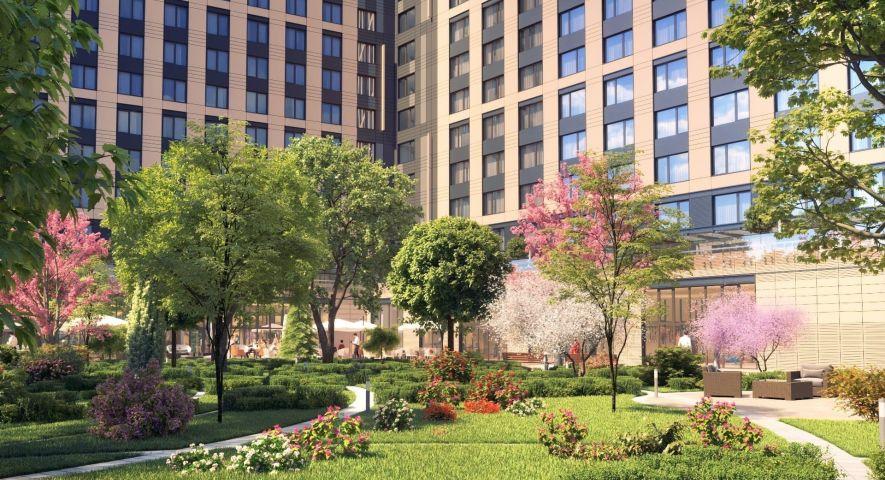 Апарт-отель YE`S (Ботанический сад) изображение 0